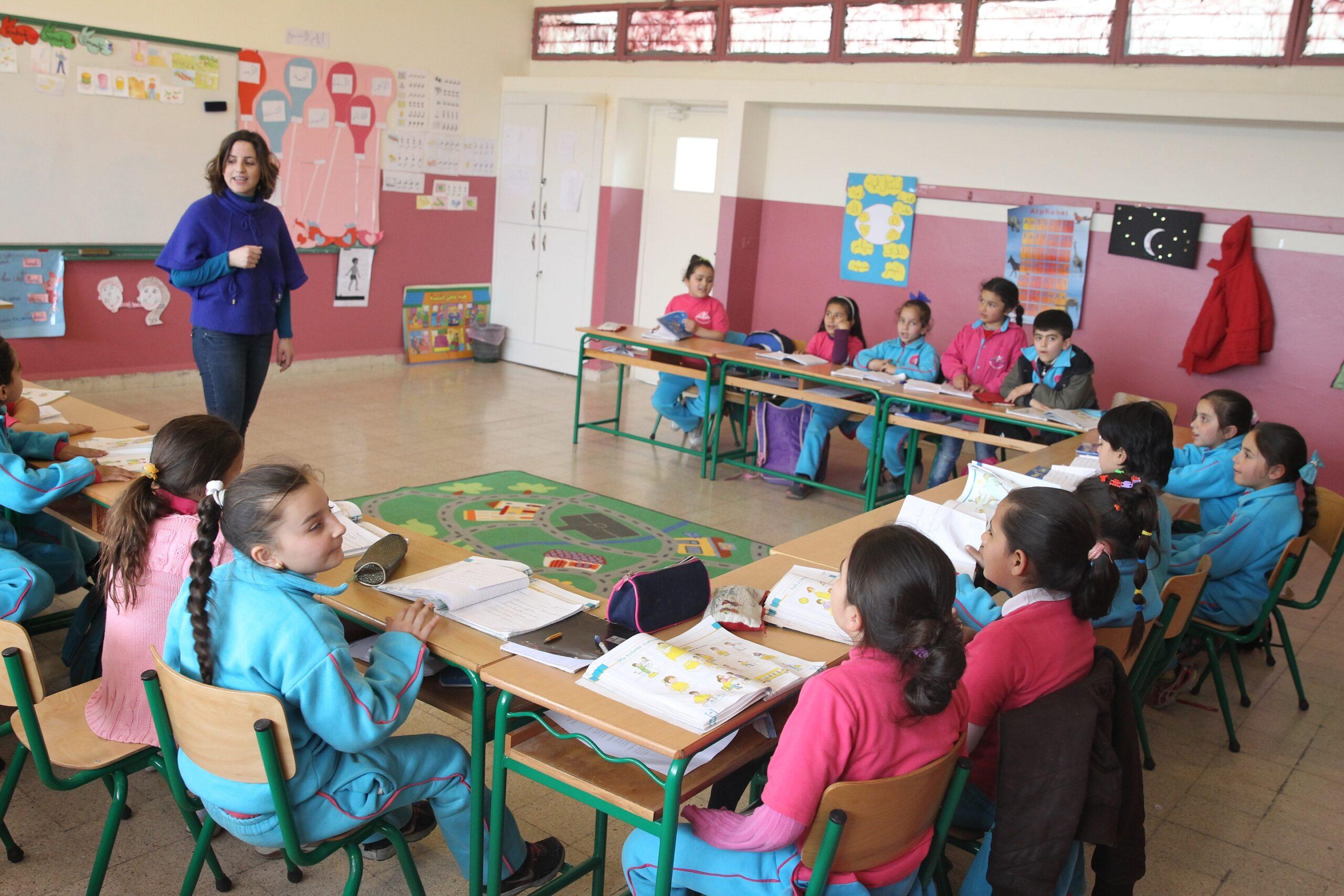 هبة من الحكومة الإيطالية لدعم لليونيسف في عملها الإنساني للأطفال في لبنان